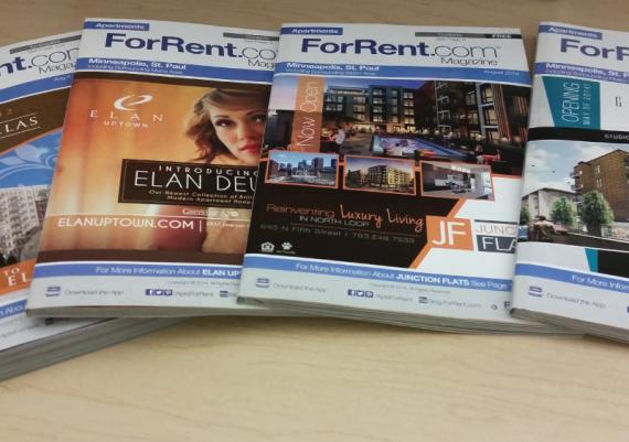 ForRent Magazine