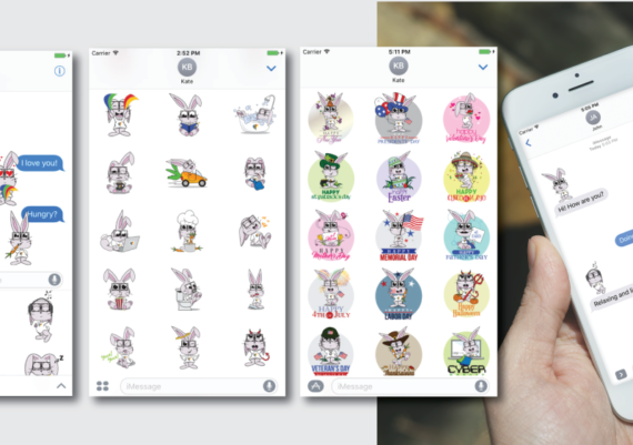 iOS Stickers